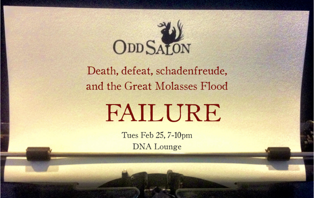 Odd Salon ~ Failure