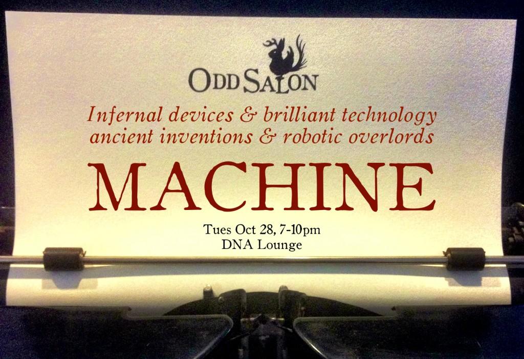 Odd Salon MACHINE
