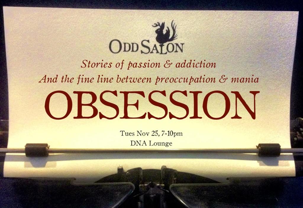 Odd Salon OBSESSION