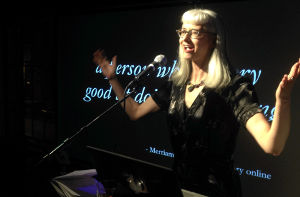 Odd Salon Genius - Aimee Pavey