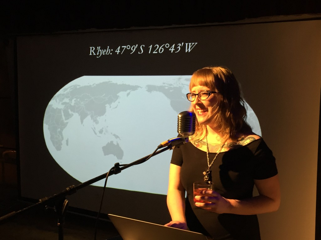 Odd Salon ANOMALY