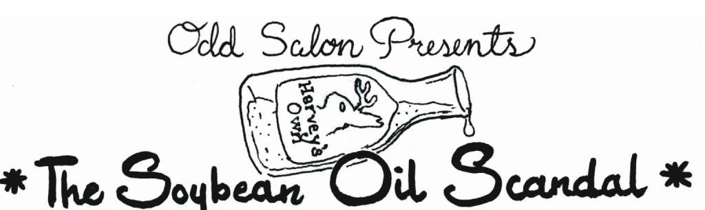 Stick Figure History - Soybean Oil Scandal