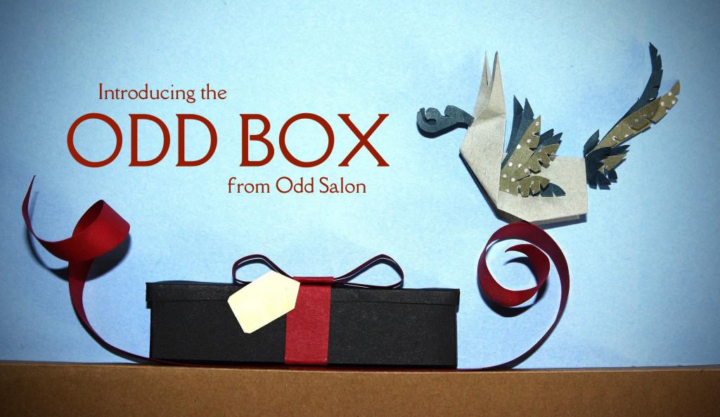 Odd Salon Odd Box Subscription Series