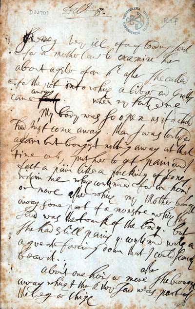 The Confession of Mary Toft