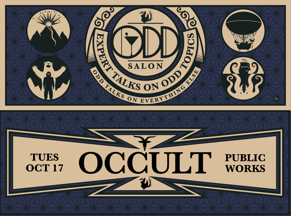 Odd Salon OCCULT